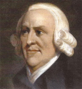 Biographie Adam Smith