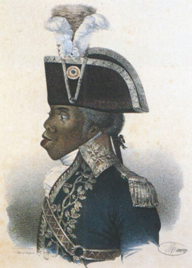 Biographie  Toussaint Louverture