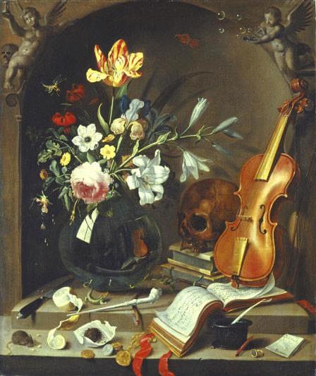 6 f vrier 1637 la crise de la tulipe aux pays bas - Vanite des vanites tout n est que vanite ...