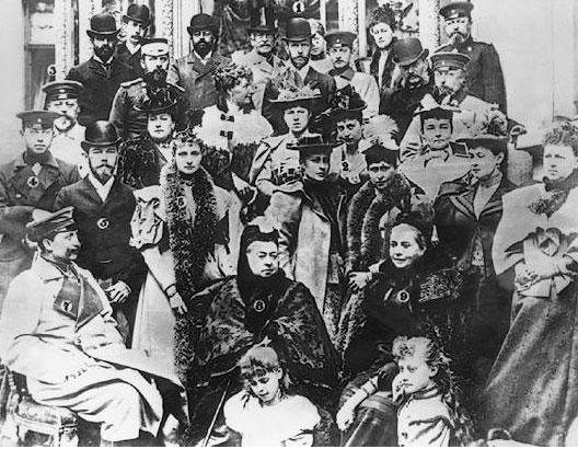 """Résultat de recherche d'images pour """"famille reine victoria"""""""