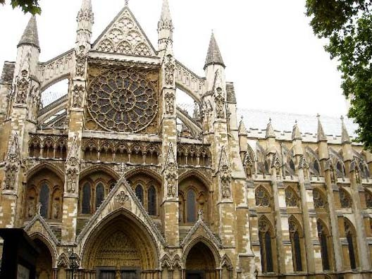 Westminster la cath drale des rois for Architecture anglaise