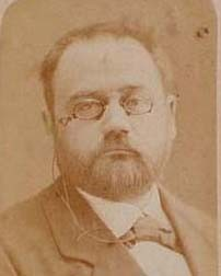 Émile Zola (Paris, 2 avril 1840 - 29 septembre 1902)