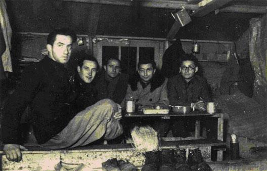 14 mai 1941 La «rafle du billet vert»  Camps