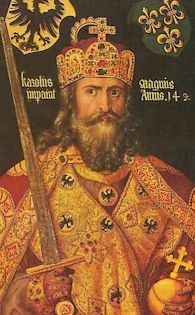 Biographie  Charlemagne