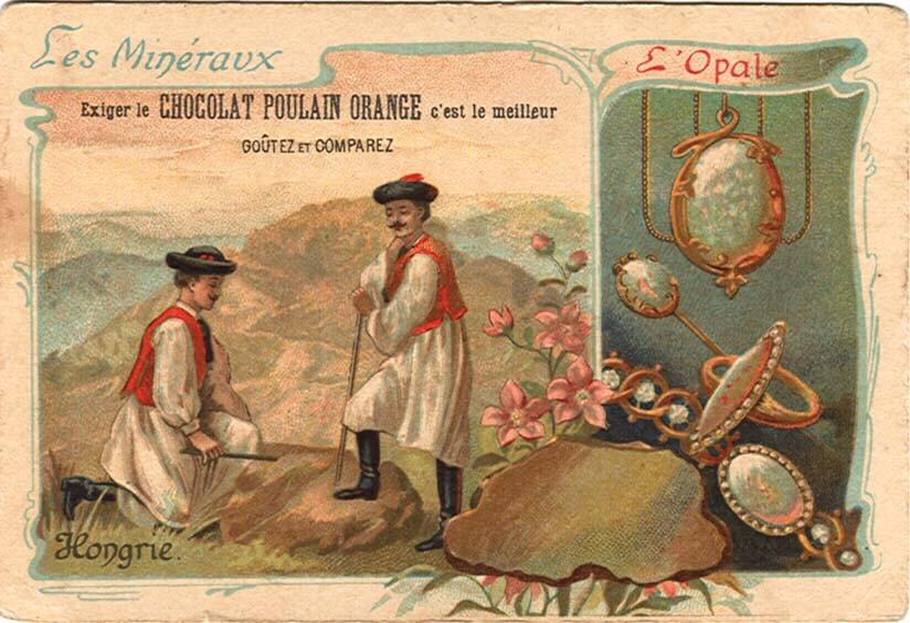 Chocolat - La petite histoire des grandes friandises ...