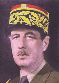 Biographie Charles de Gaulle