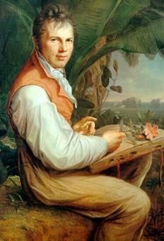 Biographie Alexander von Humboldt