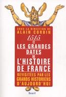 1515 ( et les grandes dates de l'Histoire de France) (Alain Corbin)