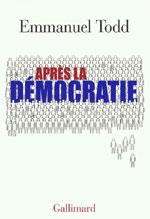 Après la démocratie (Emmanuel Todd)