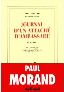 Journal d'un attaché d'ambassade (1916-1917) (Paul Morand)
