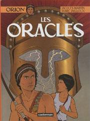 Les Oracles (Orion, tome IV) (Jacques Martin et Marc Jailloux)