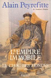 L'empire immobile ou le choc des mondes (Alain Peyrefitte)