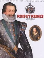 Rois et Reines de France (Jean-Michel Billioud)