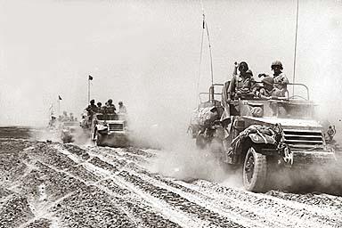 Tsahal dans le Sinaï (6-11 juin 1967)