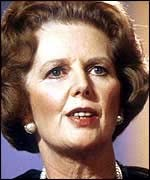 Margaret Thatcher (13 octobre 1925, Grantham ; 8 avril 2013, Londres), DR