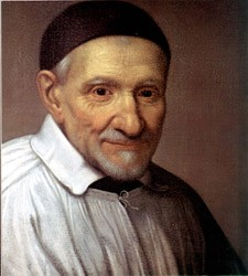 Biographie  Vincent de Paul