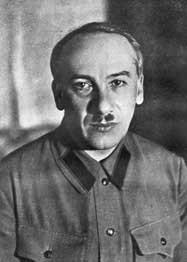 Yagoda, chef du NKVD