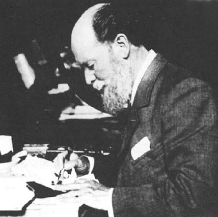 Peter-Karl Fabergé (30 mai 1846 ; 24 septembre 1920)
