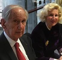 Jean et Marie-José Tulard