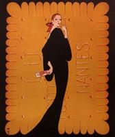 Affiche de René Gruau pour Lu en 1983.