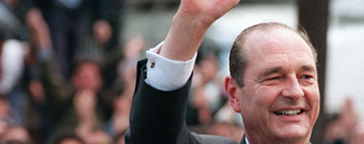 Les années Chirac (1974-2007)