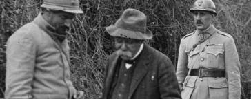 L'incroyable affaire Czernin-Clemenceau