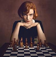 Série <em>The Queen's gambit</em> (Le jeu de Dame)