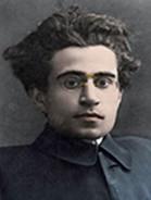 Antonio Gramsci (1891-1937). Photo Bianchetti.