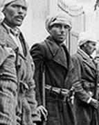 Unité de harki en Oranie en 1956.
