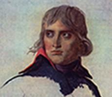 Portrait inachevé de Napoléon Bonaparte, 1798, Jacques-Louis David, musée du Louvre.