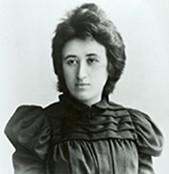 Rosa Luxemburg (1871-1919).