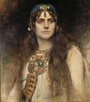 Léon Bonnat, Rose Caron dans le rôle de Salammbô, 1897.