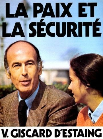 Biographie Valéry Giscard d'Estaing