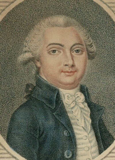 Armand-Désiré de Vignerot du Plessis-Richelieu, duc d'Aiguillon, pair de France et député de la sénéchaussée d'Agen (Paris, 31 octobre 1761 à Paris ; Hambourg, 4 mai 1800)