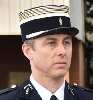 Lieutenant-colonel Arnaud Beltrame.