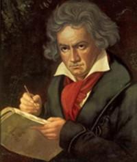 Ludwig van Beethoven, d'après Joseph Karl Stizgler, vers 1820, Bonn, Beethoven-Hauss Museum.