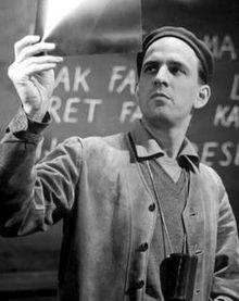 Ingmar Bergman, DR