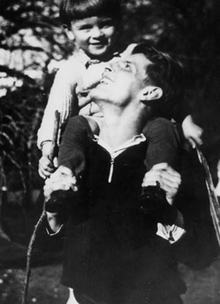 Christoph Probst, père de trois enfants, a été exécuté avec Sophie et Hans Scholl.
