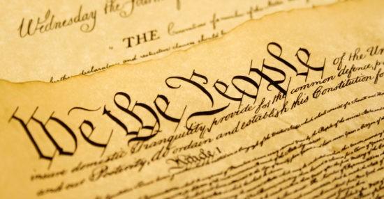 La Constitution des États-Unis         (1787)