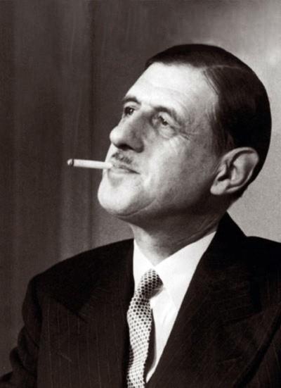 Charles de Gaulle après la guerre