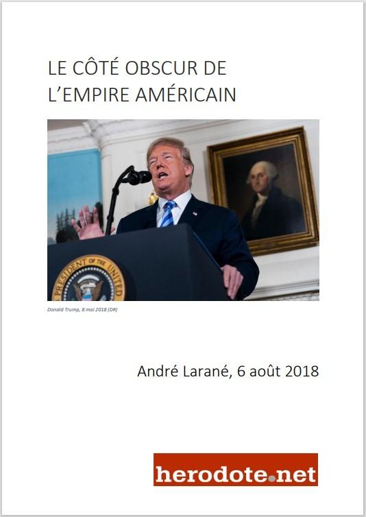 Le côté obscur de l'Empire américain