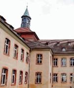 L'École nationale d'administration à Strasbourg.