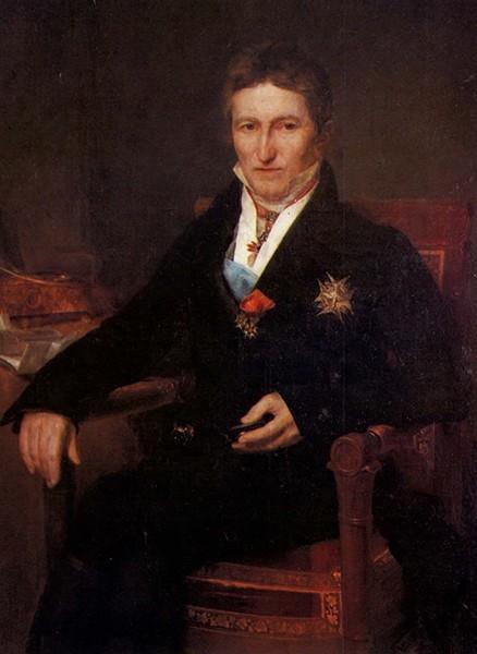 Joseph, comte de Villèle, vers 1850, Jean-Sébastien Rouillard (coll. particulière).