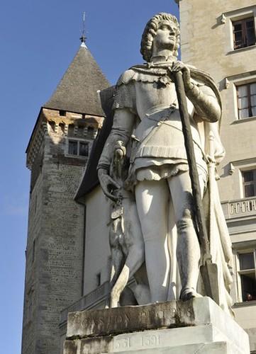 Biographie  Gaston III Phoebus (ou Fébus)
