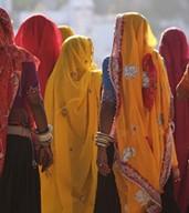 Femmes en Inde, DR.