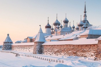 La Carélie est une région située au Nord Ouest de la Russie