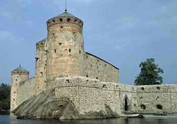 Le château de Turku, ancienne capitale, date du XIVe siècle.