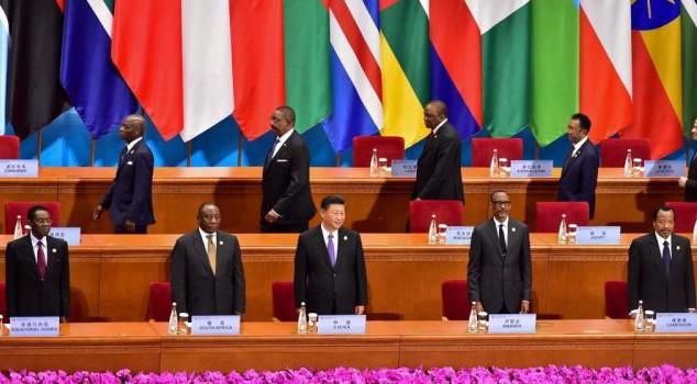 Forum sur la Cooperation Sino-Africaine, septembre 2018, DR.