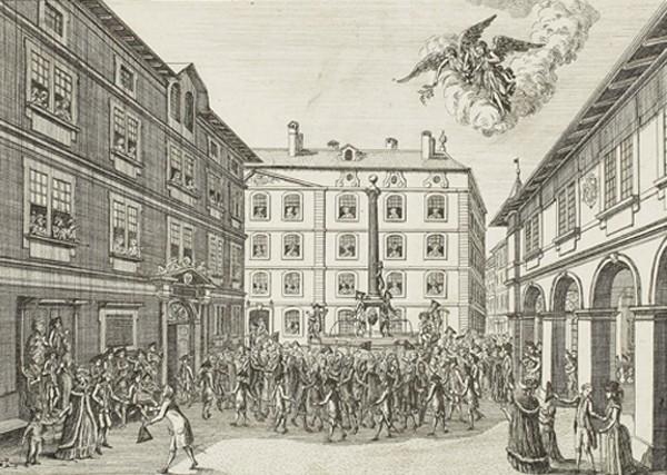 15 avril 1798 Genève perd sa liberté Geneve-1789