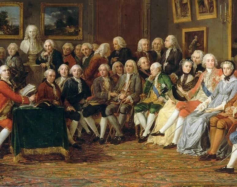 """Résultat de recherche d'images pour """"salon parisien 1770"""""""""""